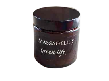 Massageljus Green Life 130 g