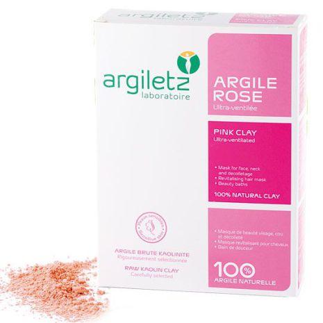 Lera rosa torr-känslig hud
