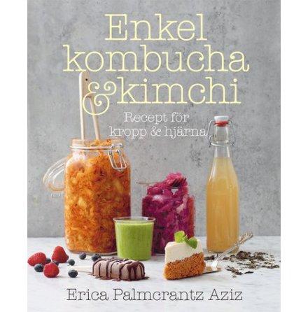 Enkel kombucha och kimchi : recept för kropp & hjärna