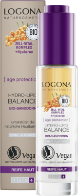 Hydro-lipid balance - age protection 30 ml