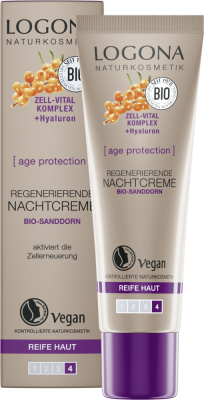 Nattkräm - Age protection 30 ml