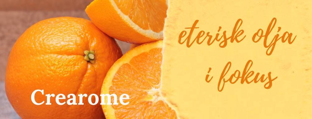 #15 Apelsin eterisk olja