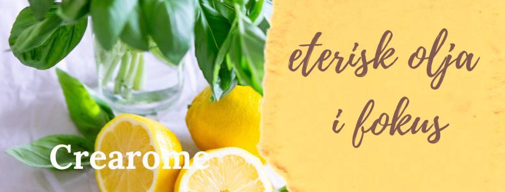 #21 Citron eterisk olja