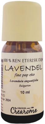 Lavendel eterisk olja fine pop ekologisk