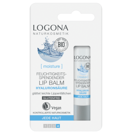 Moisturizing Lip Balm with hyaluron