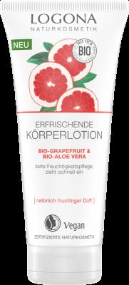 Body lotion grape & aloe vera