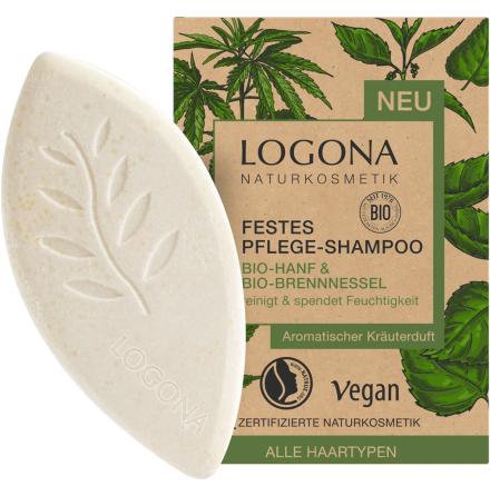 Shampoo bar eko hemp & nettles