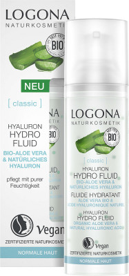 Hyaluron Hydro fluid eko aloe vera