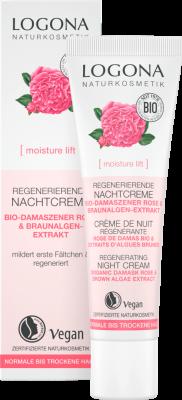 Regenerating Night Cream eko rose