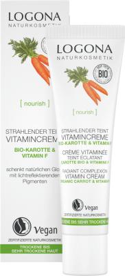 Vitamin Cream eko carrot