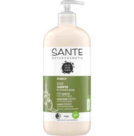 Repair Shampoo eko olive oil & ginkgo 500 ml