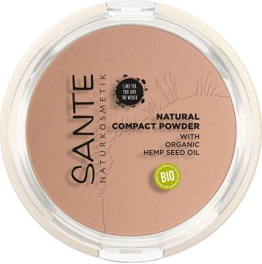 Compact Powder 02 Neutral Beige