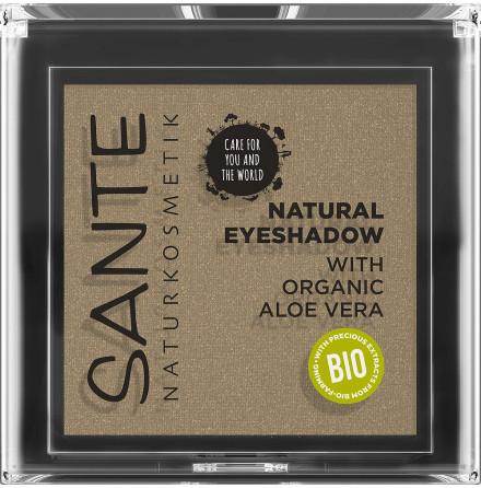 Natural Eyeshadow 04 Tawny Taupe