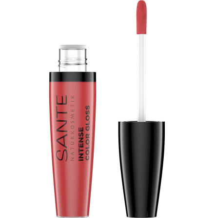 Intense Color Gloss 04 Alluring Coral