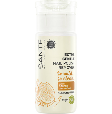 Extra Gentle Nail Polish Remover