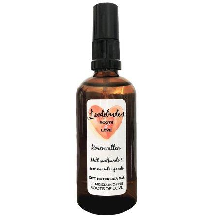 Rosenvatten spray