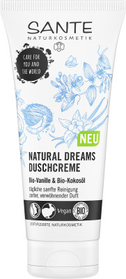 Natural Dreams Shower Cream