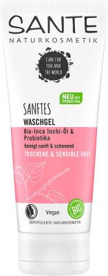 Gentle Cleansing Gel eko inca inchi-oil & probiotics