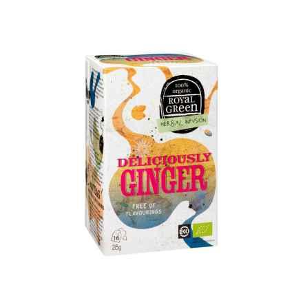 Te - Deliciously Ginger eko