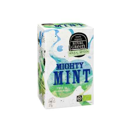 Te - Mighty Mint eko