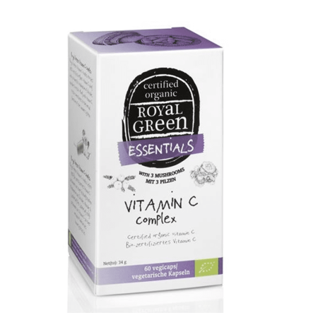 Vitamin C Complex eko 60 kapslar