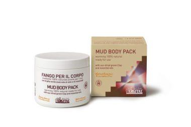 Warming Mud Body Pack