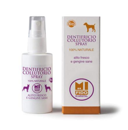 Spray tandkräm & munvatten för djur