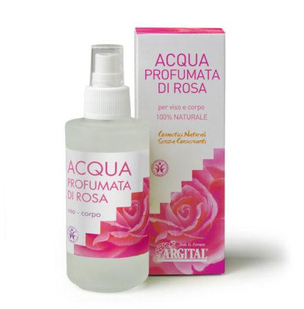 Rose Floral Water