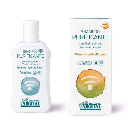 Purifying Shampoo prov 20 ml