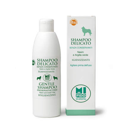 Mi Fido Delicate Hygenic Shampoo for animals prov 20 ml