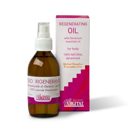 Regenerating oil