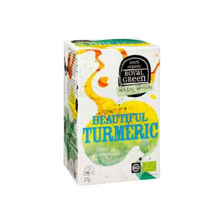 Te - Beautiful Turmeric eko REA