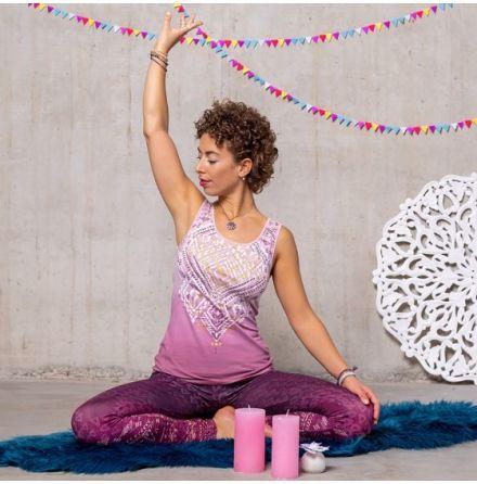 Yoga Top Bakti Ametist