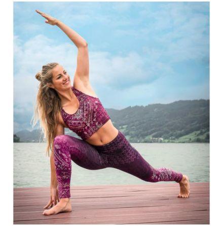 Kort Yoga Top Buddhi