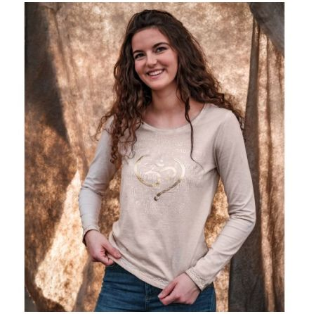 Shirt Long Sleeve Golden OM
