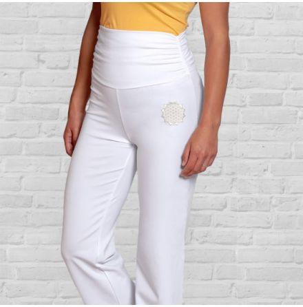 Yogapants with waistband