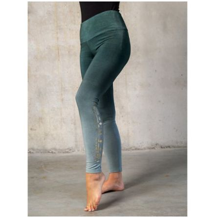 Yoga Leggings Green/Emerald