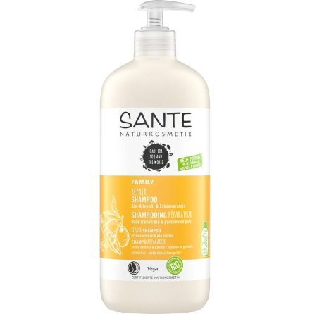 Shampoo Olive & Pea protein 500 ml