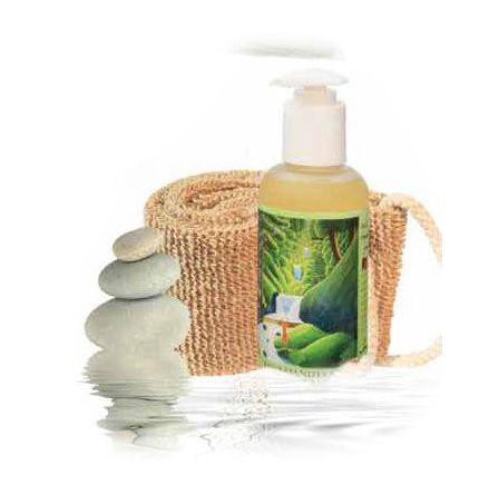 Lemongrass shower kit