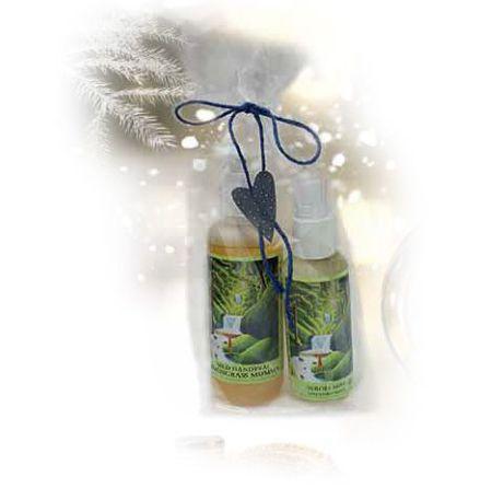 Ros och Lemongrass Gåva