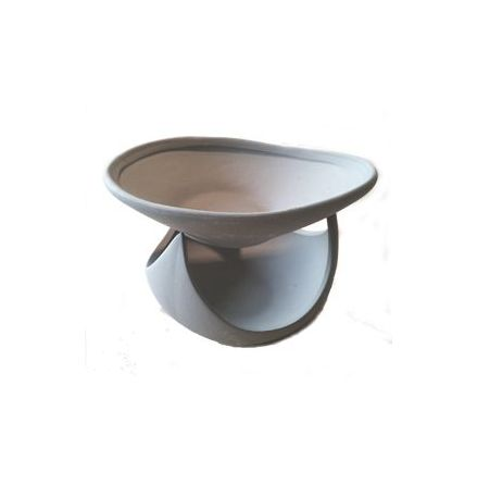 Doftgömma Grafitgrå aromalampa