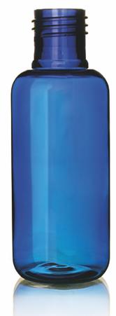 PET-flaska blå - 250 ml