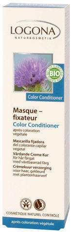 Color conditioner efterbehandling