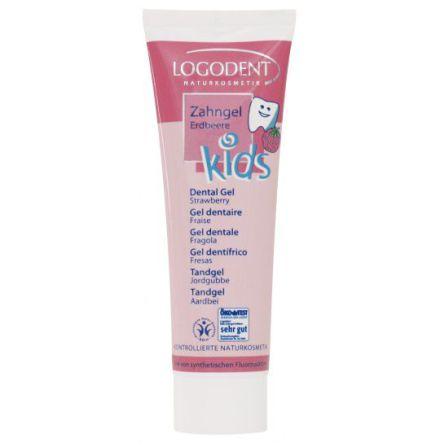 Tandkräm Kids jordgubb