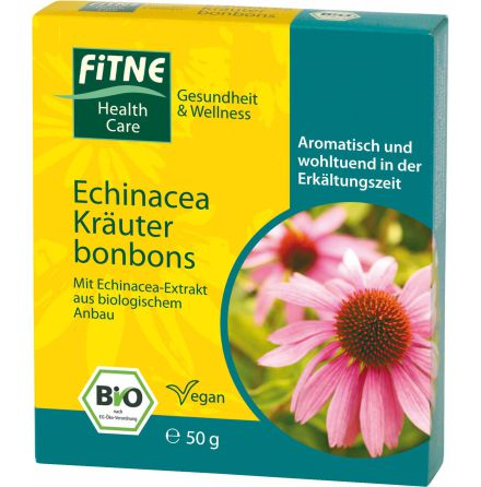 Echinacea Herbal Karameller